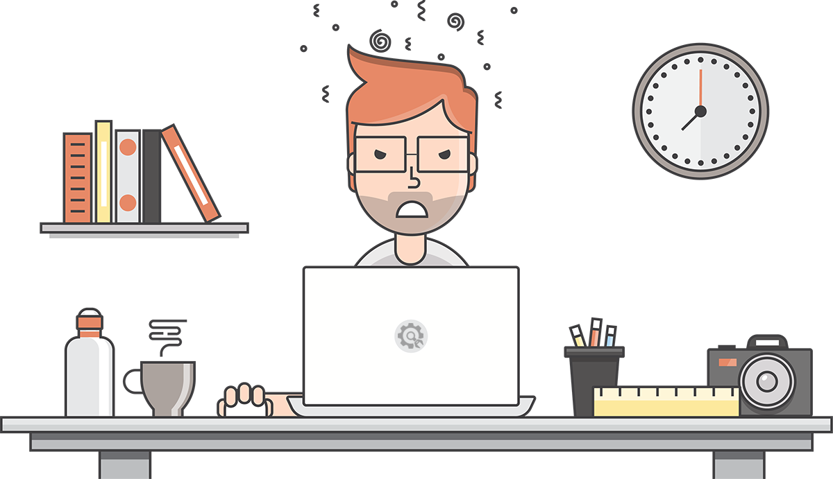 Mad Designer at work
